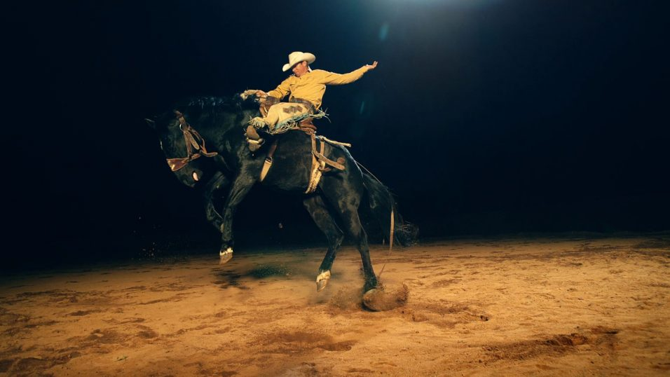 "MARLBORO ""BRONC RIDING"""