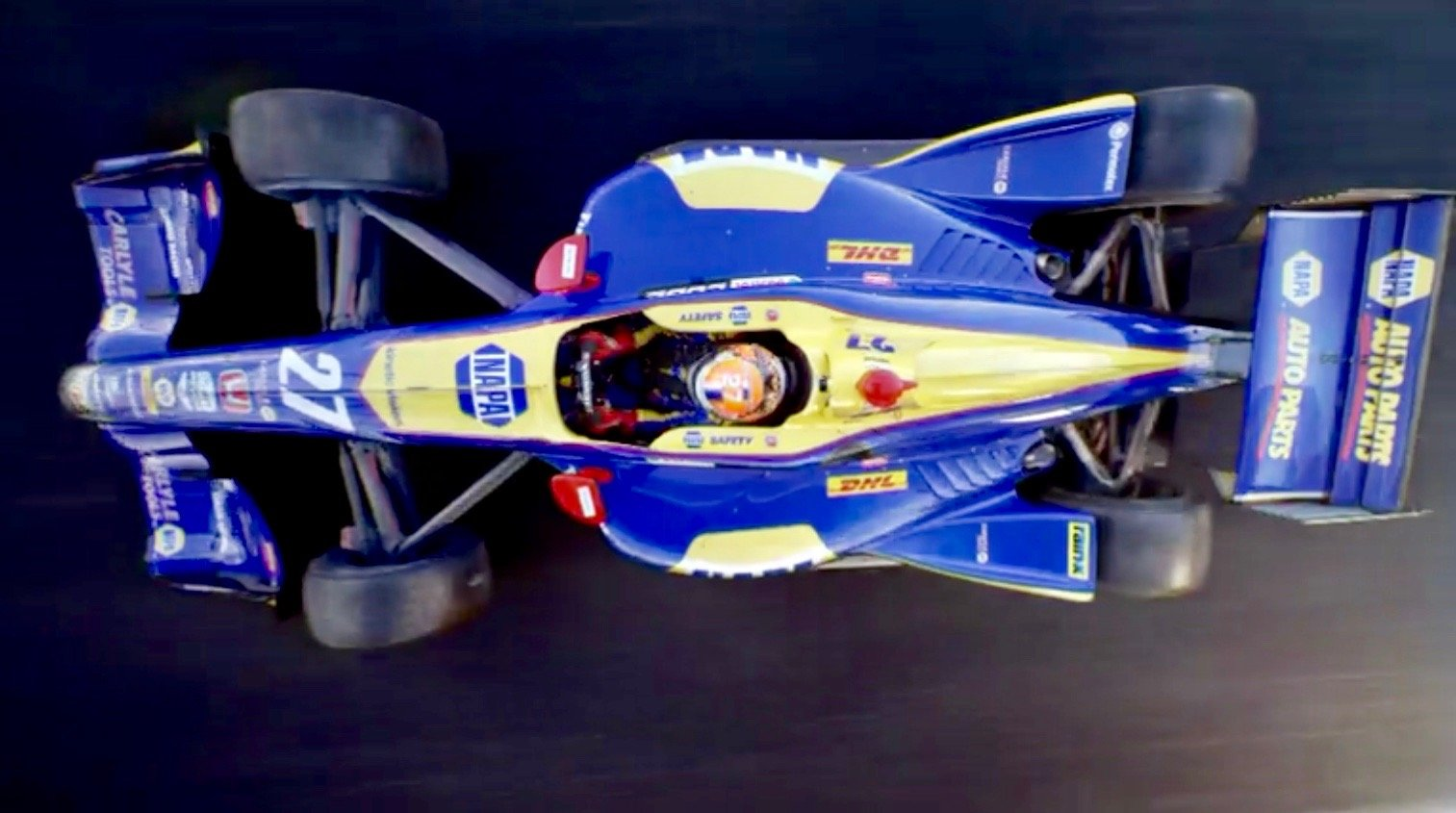 INDY 500  COUNTDOWN